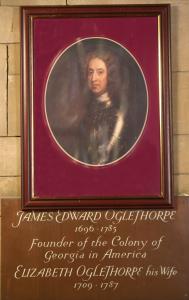 J Oglethorpe